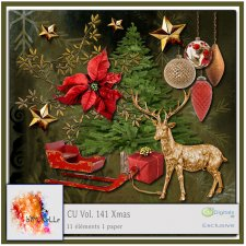 Vol. 141 Xmas EXCLUSIVE bymurielle
