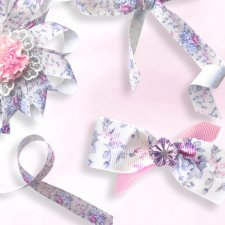Vol. 0177 - Floral Ribbons Mix by Doudou's Design