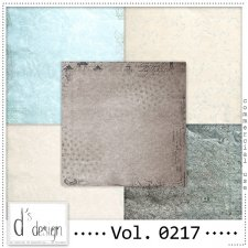 Vol. 0217 Vintage Papers by Doudou Design