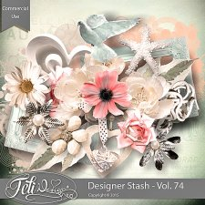 Designer Stash Vol 74 - CU by Feli Designs