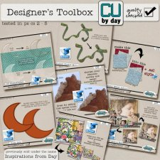 Designer Mix Toolbox - CUbyDay EXCLUSIVE