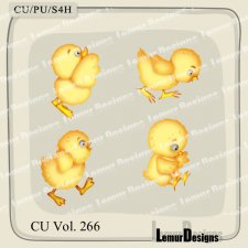 Animals Chick 3 by Lemur Designs