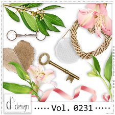 Vol. 0231 Nature Mix by Doudou Design