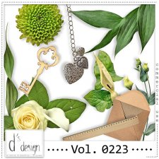 Vol. 0223 - Nature Mix by Doudou's Design