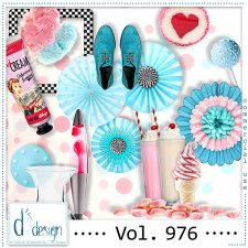 Vol. 976 - Fifties Mix by Doudou's Design
