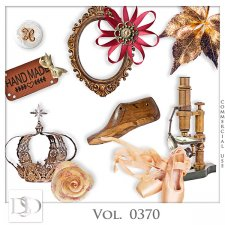 Vol. 0370 Vintage Mix by D's Design