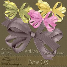 Action - Bow 03 by Rose.li