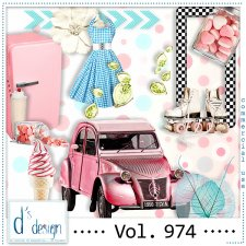 Vol. 974 - Fifties Mix by Doudou's Design