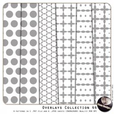 Overlays Collection 44 by MoonDesigns