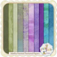 Adellia Textured Papers EXCLUSIVE by PapierStudio Silke