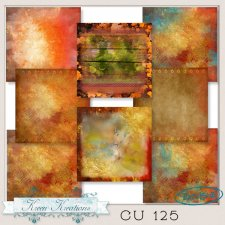 EXCLUSIVE Pack Papers Autumn 1 by Kreen Kreations