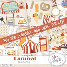 Carnival Collection by Kim Cameron
