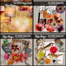 CU vol 173 to 176 Autumn by Florju Designs