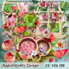 Spring Bundle 2 CU by MagicalReality Designs
