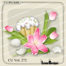 CU Vol 272 Easter Elements Pack 11 by Lemur Designs