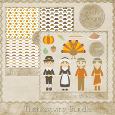 Thanksgiving Bundle by Josy