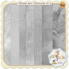 Mixed Art Textures nr.02 EXCLUSIVE by PapierStudio Silke