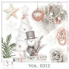 Vol. 0312 Christmas Mix by D's Design
