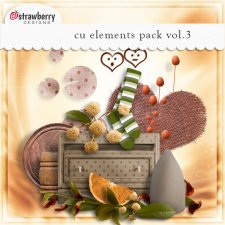 Element Mix Vol 3 by Strawberry Designs