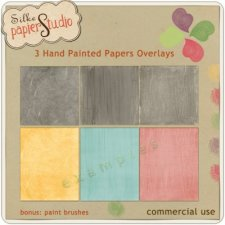 Brush and Paint EXCLUSIVE by PapierStudio Silke
