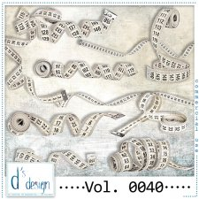 Vol. 0040 - Tape Measure Mix by Doudou's Design