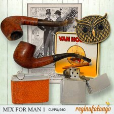 Mix For Man 1 by Reginafalango