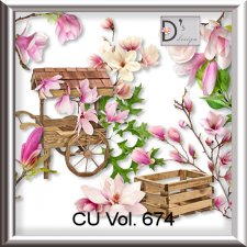Vol. 674 Element pack by Doudou's Design