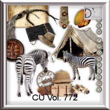 Vol. 772 - Travel-World by Doudou's Design