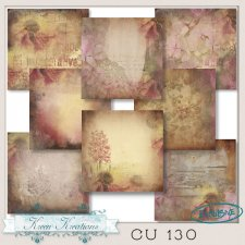 EXCLUSIVE Pack Papers Autumn 4 by Kreen Kreations
