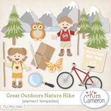 Great Outdoors Collection by Kim Cameron