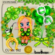 CU Vol 592 St. Patricks Day