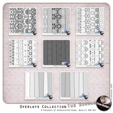 Overlays Collection the Bundle by MoonDesigns