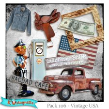 Pack 106 USA by Kastagnette