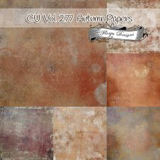 CU vol 277 Autumn papers By Florju Designs