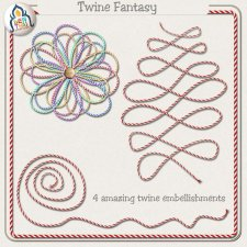 Twine Fantasy EXCLUSIVE by Benthaicreations