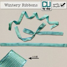 Wintery Ribbon