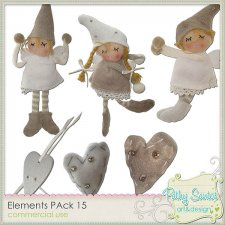 Elements PAck 15 by Pathy Design
