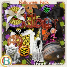 Halloween EXCLUSIVE Collection by Benthaicreations