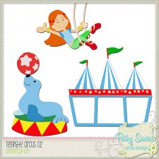 Template Circus 02 by Pathy Design