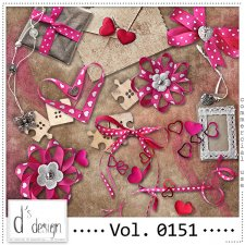 Vol. 0151 Love Mix by Doudou Design
