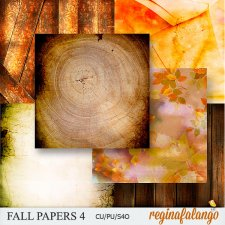Fall Papers 4 by Reginafalango