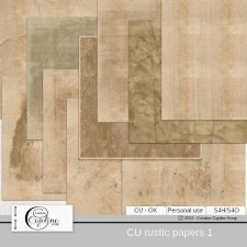 Grunge papers - CU 1 by Cajoline-Scrap