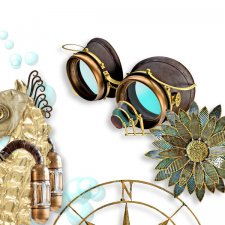 Vol. 0249 Steampunk Sea Mix by D's Design