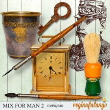 Mix For Man 2 by Reginafalango