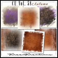 CU Vol. 58 Papers Pack Autumn by Kreen Kreations
