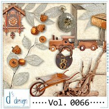Vol. 0066 - Vintage Mix by Doudou's Design