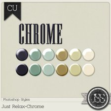 Just Relax Chrome PS Styles by Just So Scrappy