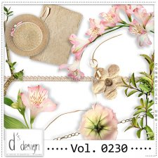 Vol. 0230 Nature Mix by Doudou Design