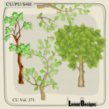 CU Vol 371 Tree by Lemur Designs