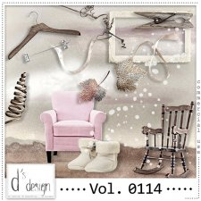 Vol. 0114 Winter Mix by Doudou Design